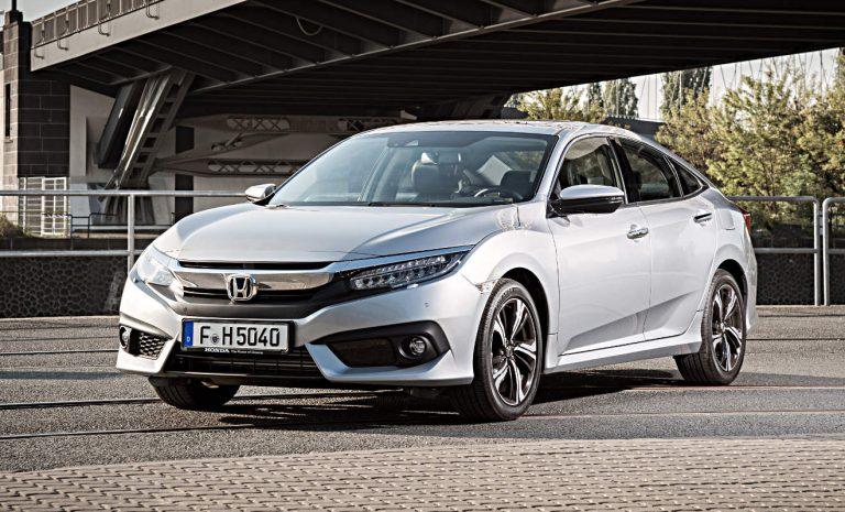 Honda Civic: Limousine mit Überraschungseffekt