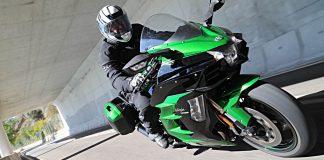 Kawasaki H2SX. Foto: Kawasaki
