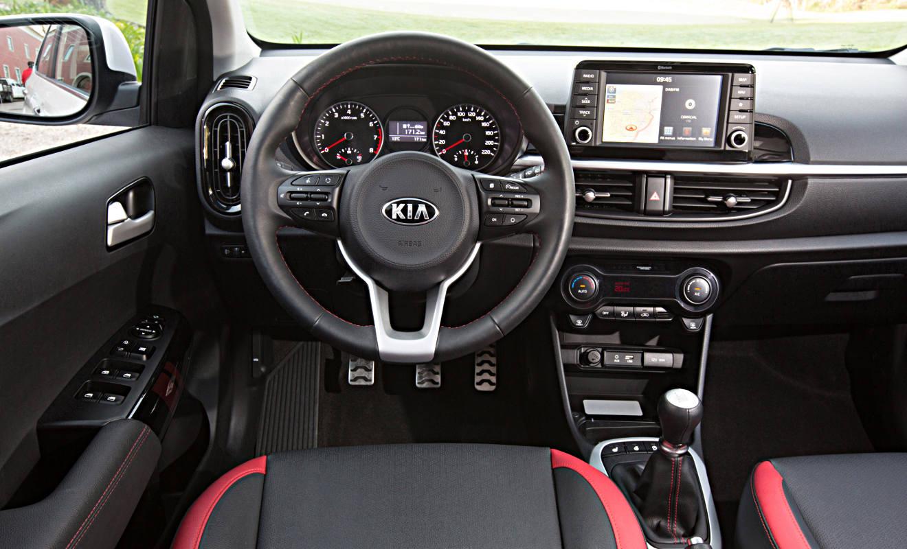 Kia Picanto. Foto: Kia