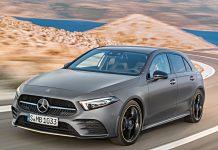 Mercedes A-Klasse: Foto: Daimler
