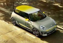 Elektro-Mini. Foto: BMW