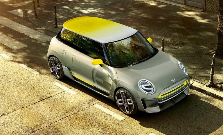 BMW baut elektrischen Mini auch in China