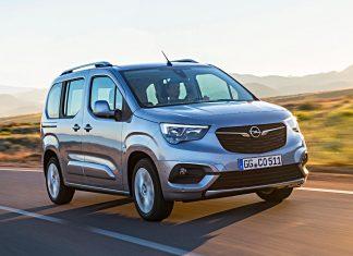 Opel Combo. Foto: Opel