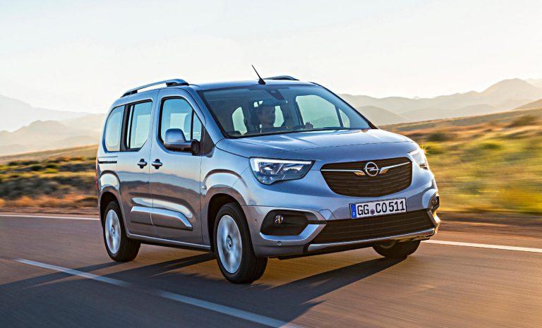 Neuer Opel Combo setzt auf große Variabilität