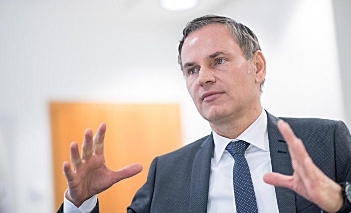 Oliver Blume ist Chef von Porsche. Foto: dpa
