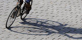 Radfahrer. Foto: dpa