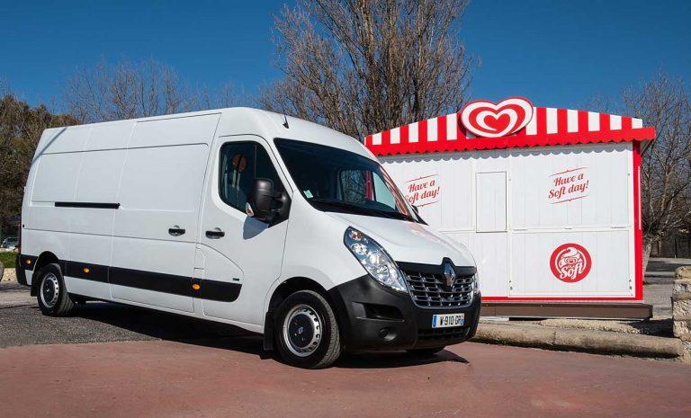 Renault Master Z.E: Elektrisch zum nächsten Kunden