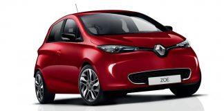Renault Zoe. Foto: Renault