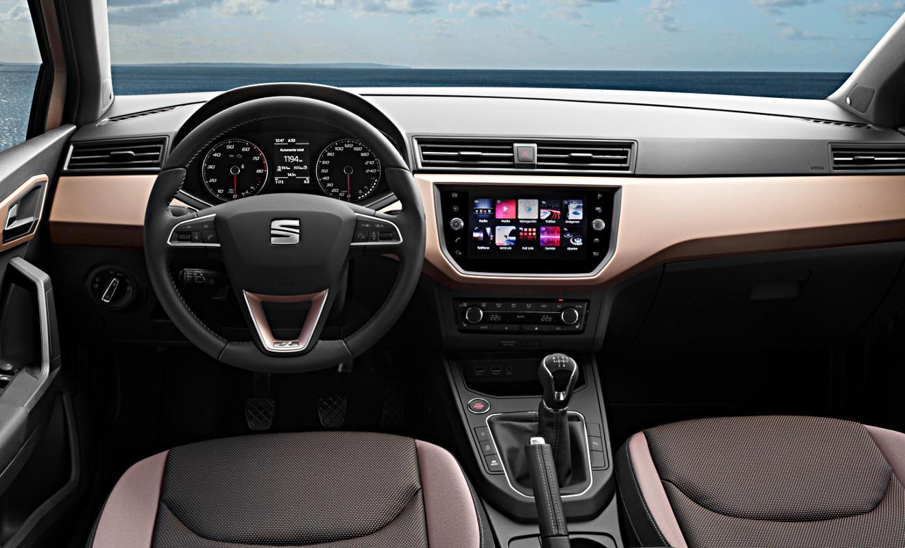 Cockpit Seat Ibiza. Foto: Seat
