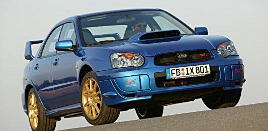 Subaru WRX STI . Foto: Subaru