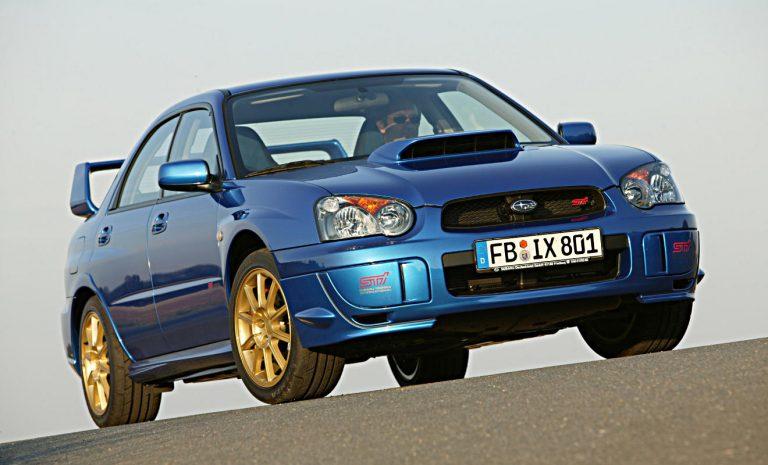 Subaru WRX STI: Mit der Kraft der wilden Jahre