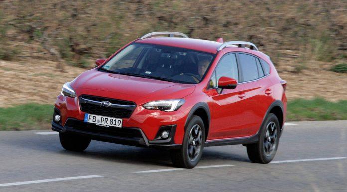 Keine Diesel mehr: Der neue Subaru XV