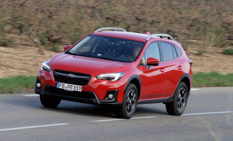 Subaru XV sagt dem Diesel adé