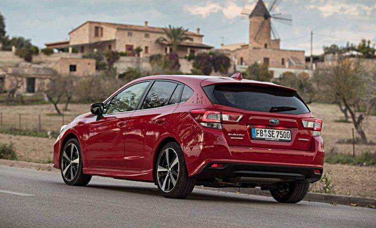 Subaru Impreza: Festgesetzt in der Nische