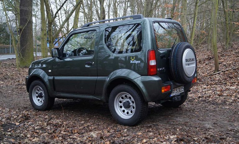 Suzuki Jimny: Als Gebrauchter mit etlichen Mängeln