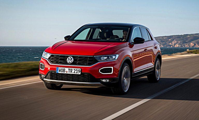 Volkswagen T-Roc: Voll im Trend