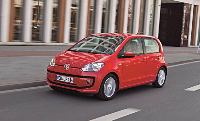 VW Up, Foto: VW