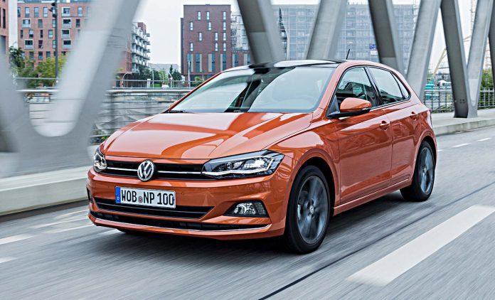 VW Polo. Foto: VW