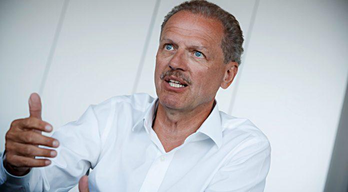 Volker Mornhinweg. Foto: Daimler