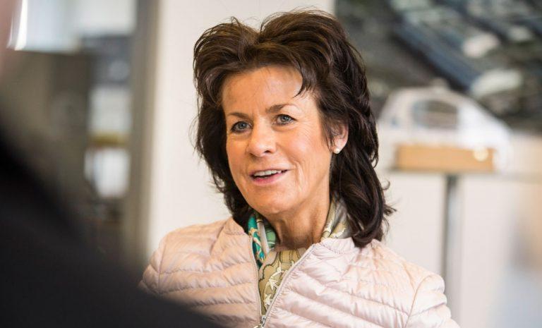 Annette Winkler gibt Leitung von Smart ab