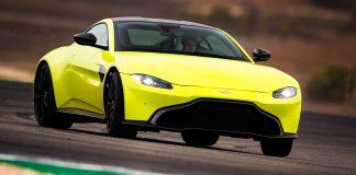Der Aston Martin Vantage. Foto: Aston Martin