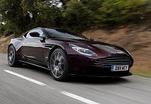 Aston Martin DB 11. Foto: Aston Martin