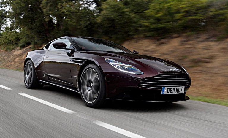 Aston Martin DB 11: Coupé für Genießer