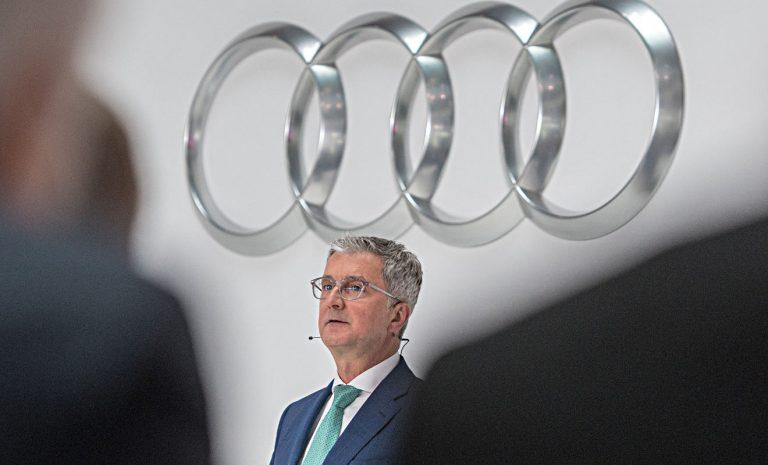 Audi-Chef Stadler muss in Haft bleiben