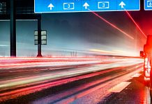 Autobahn A3. Foto: dpa