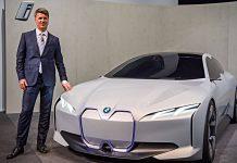 BMW-Chef Harald Krüger. Foto: dpa