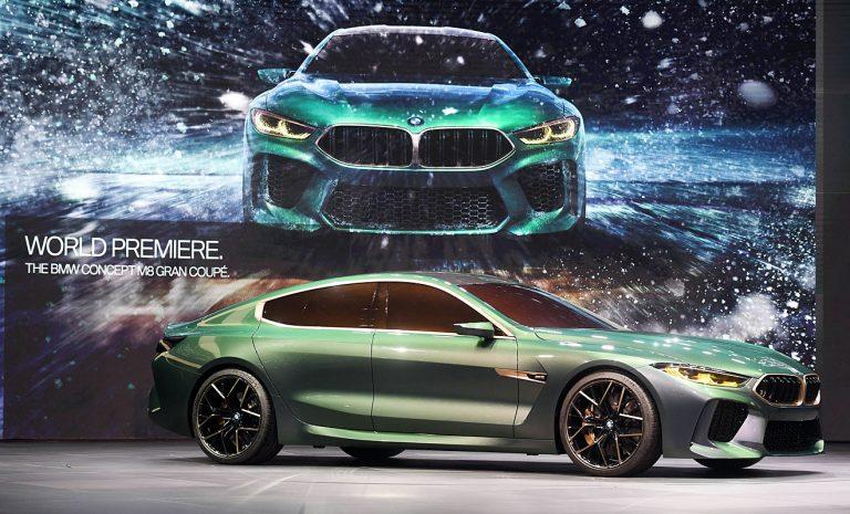BMW gibt Ausblick auf die Acht