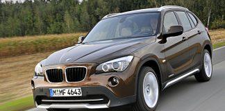 BMW X1. Foto: BMW