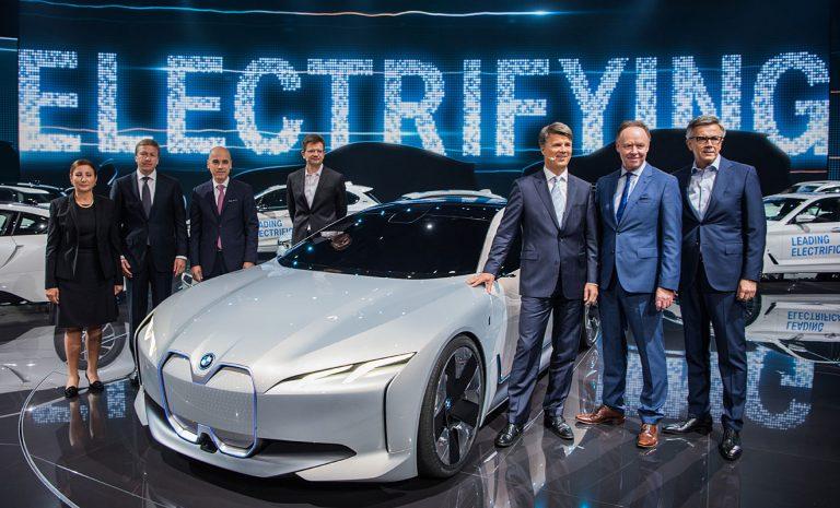 BMW i4: Von der Vision zur Realität