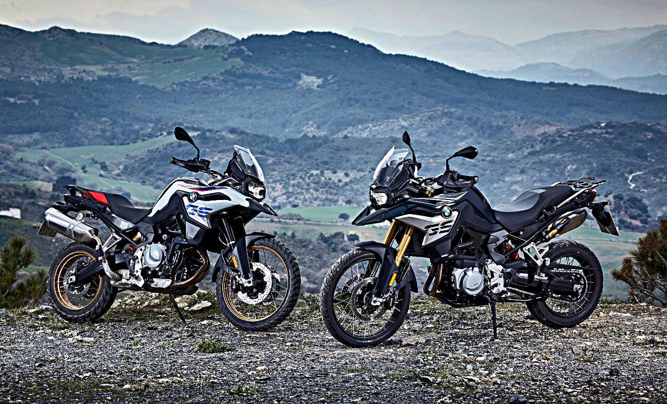 BMW F 800 GS. Foto: BMW