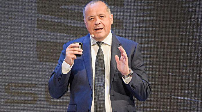 Bernhard Bauer. Foto: Seat