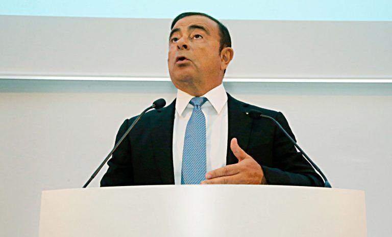 Automanager Carlos Ghosn zahlt Kaution