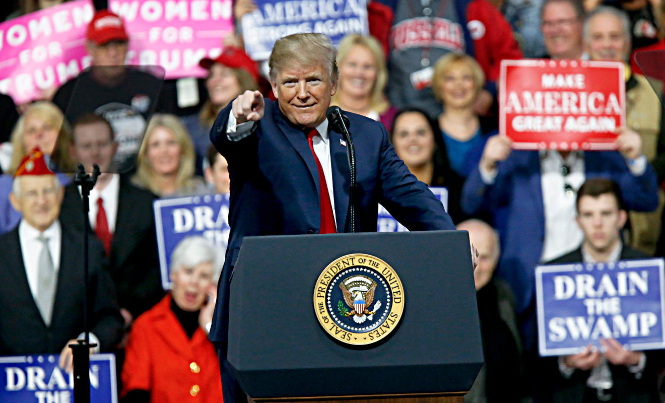 Domald Trump. Foto: dpa