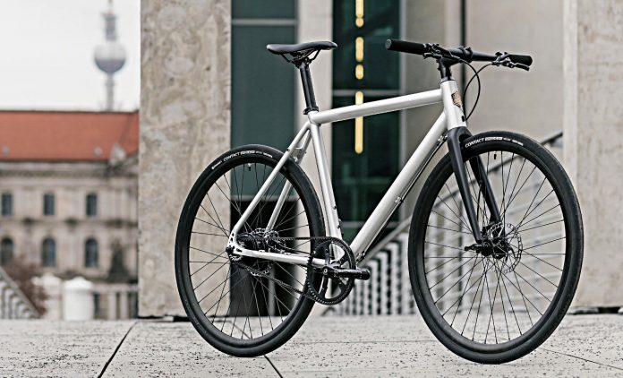 E-Bike Ampler Curt. Foto: Ampler