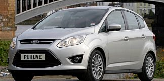 Ford C-Max. Foto: Ford