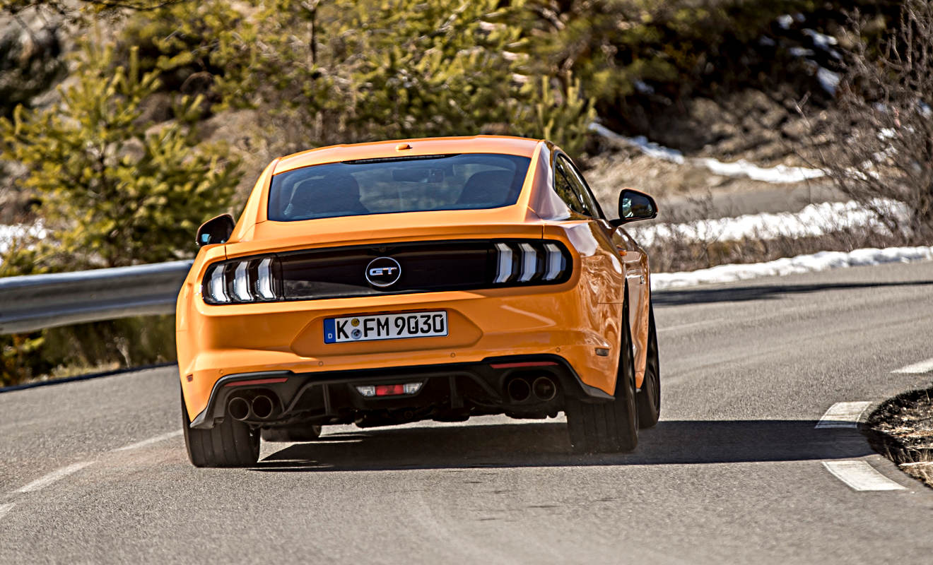 Ford Mustang. Foto: Ford