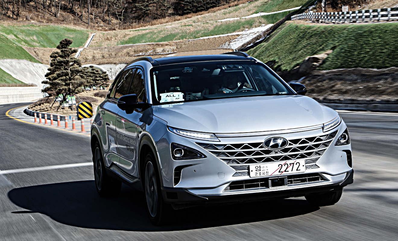 Hyundai Nexo. Foto: Hyundai