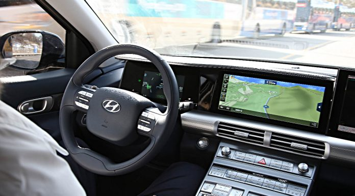 Hyundai Nexo. Foto Hyundai