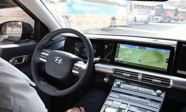 Hyundai Nexo: Wo Nichtstun zur Arbeit wird