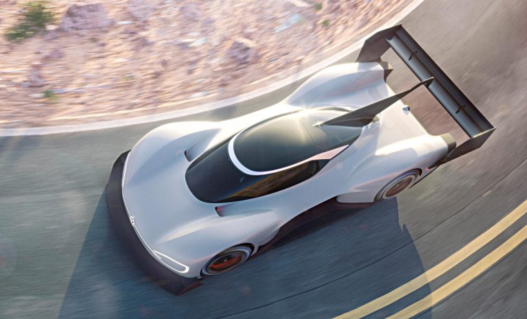 VW I.D. R Pikes Peak: Bereit für den Härtetest