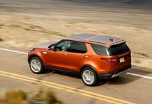 Land Rover Discovery. Foto: Land Rover