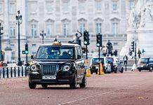 London Taxi. Foto: London Taxi