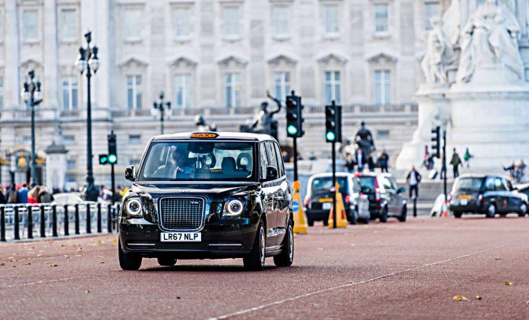 Black Cab: Seit Januar nur noch elektrisch durch London