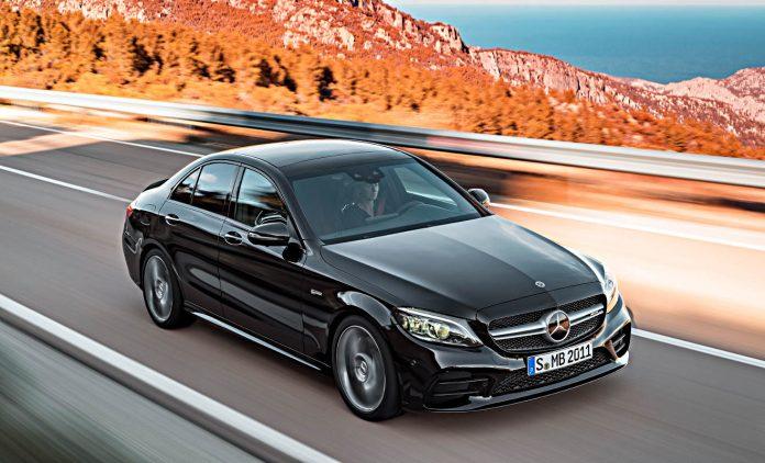 Mercedes-AMG C 43. Foto: Daimler