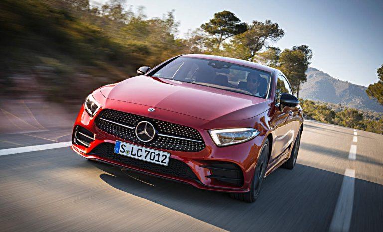 Mercedes CLS: Gelungener Mix aus Luxus und Hightech