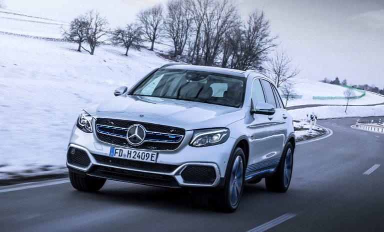 Mercedes GLC F-Cell: Verspäteter Start in die Zukunft